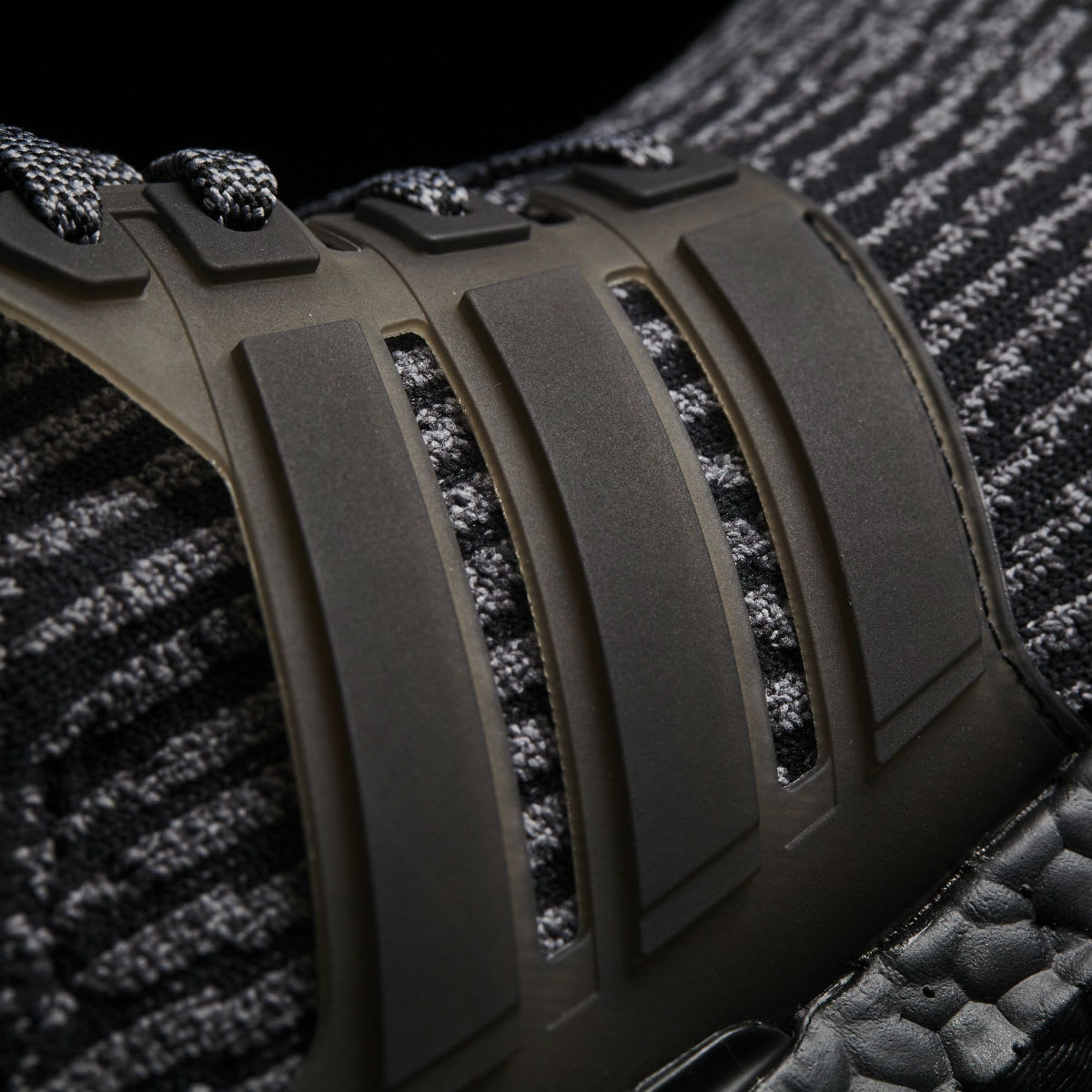 Adidas Ultra Boost 3.0 Black/Silver Cage BA8923