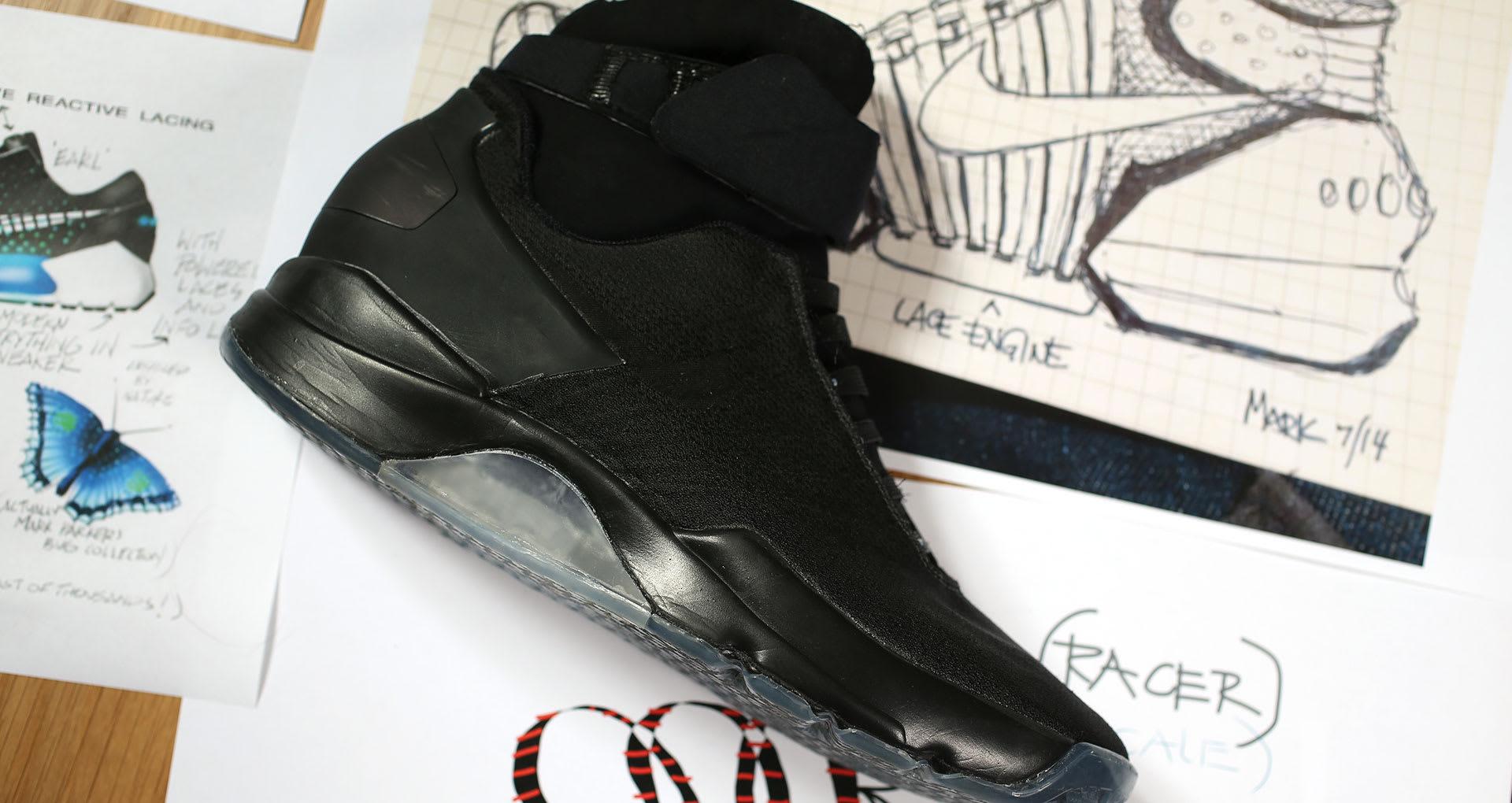 Nike HyperAdapt Prototype 2