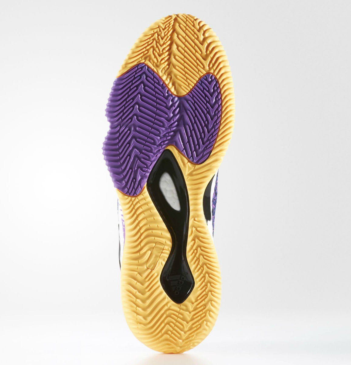 Adidas Crazylight Boost Swaggy P Lakers Sole BB8175