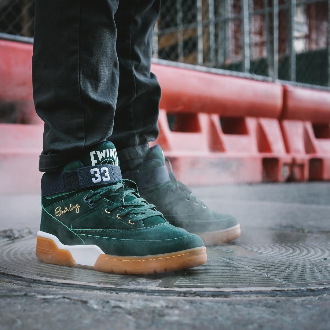 Ewing 33 Hi Green/Navy-Gum Right