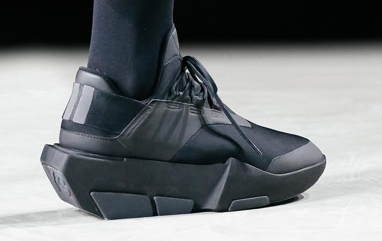 Adidas Y3 Mira Triple Black