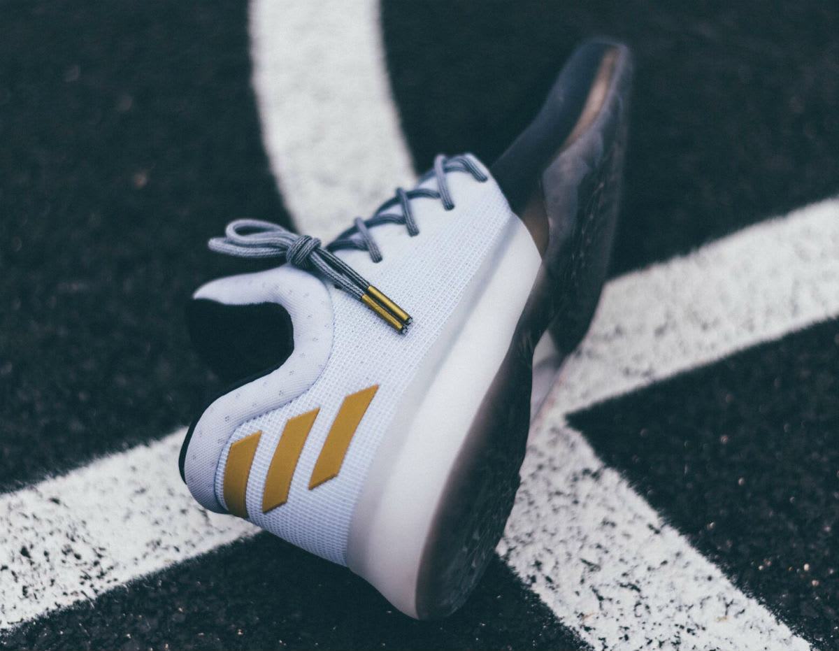 Adidas Harden Vol. 1 Disruptor Release Date Lateral BW0552