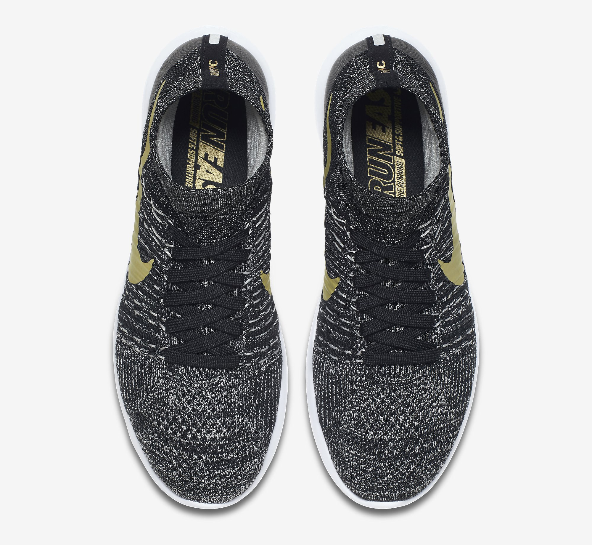 factory authentic eba60 b2afc ... Image via Nike Nike LunarEpic Flyknit BHM 881681-007 Top ...
