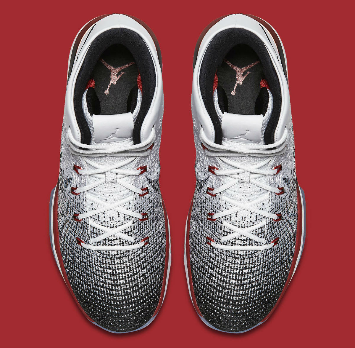 Air Jordan 31 Bulls White Black Red Release Date Top 845037-108