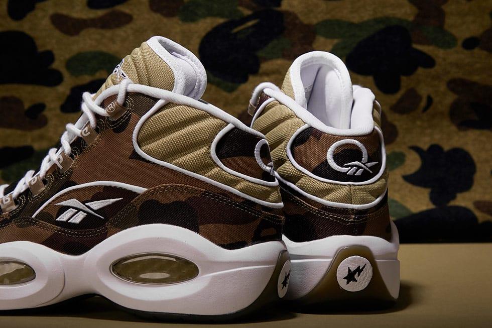 b15a84675a213 Bape x Mita Sneakers x Reebok Question Mid