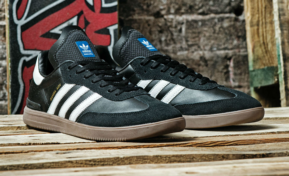 adidas samba adv release date sole collector. Black Bedroom Furniture Sets. Home Design Ideas