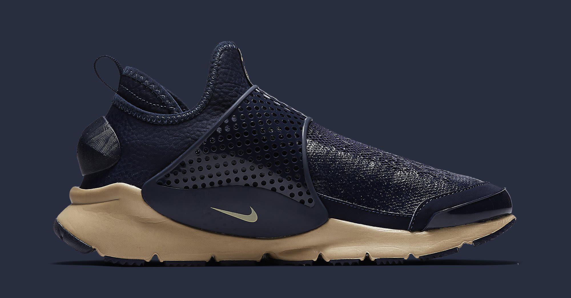 Stone Island Nike Sock Dart 910090-400 Medial