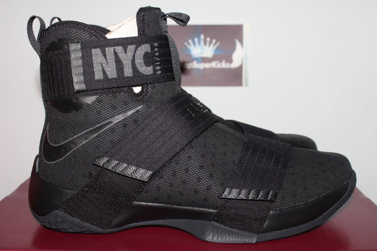 Nike LeBron Soldier 10 NYC Blackout (5)