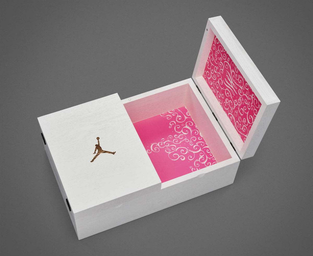 Serena Williams Jordan Flare Box (7)