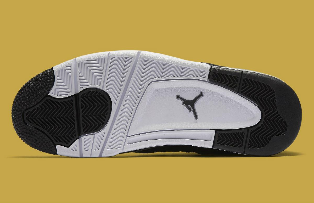 5fa83488902513 Air Jordan 4 Royalty Release Date Sole 308497-032