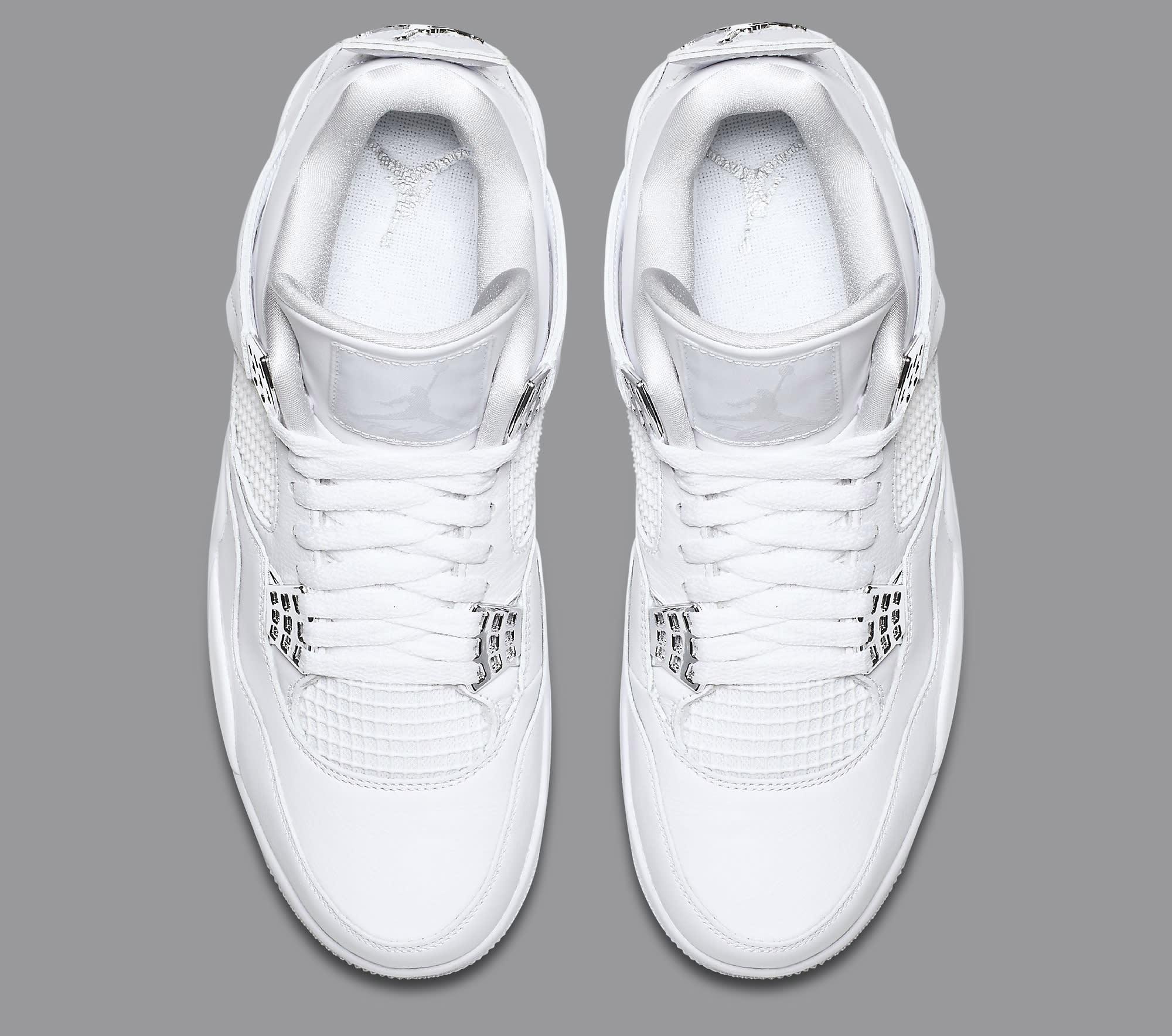 Pure Money Air Jordan 4 308497-100 Top