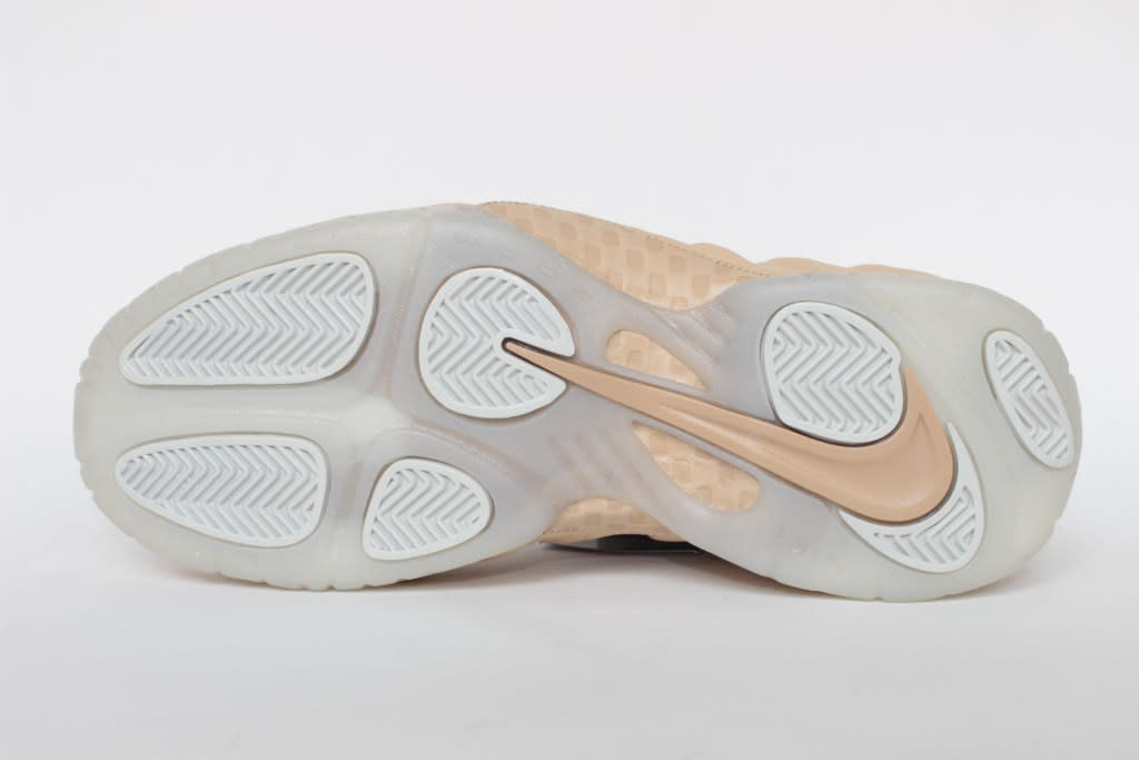 buy online fd8e3 90a2e Nike Air Foamposite Pro AS Vachetta Tan Release Date Sole 920377-200