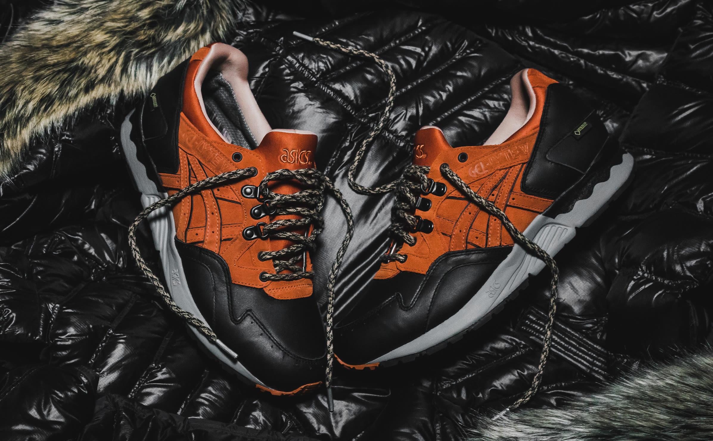 Seinfeld Asics Packer George Costanza Coat Sneakers Pair