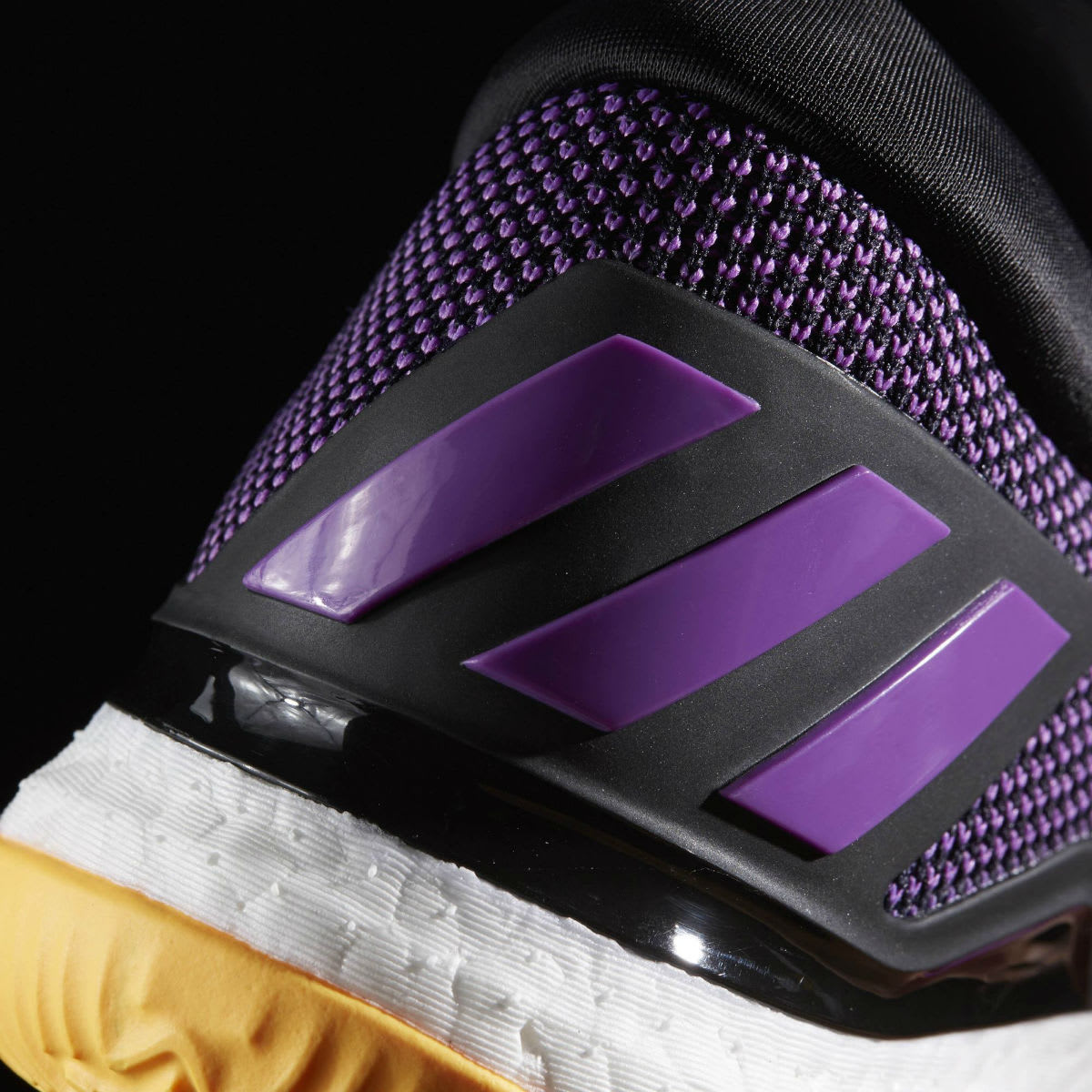 Adidas Crazylight Boost Swaggy P Lakers Heel BB8175