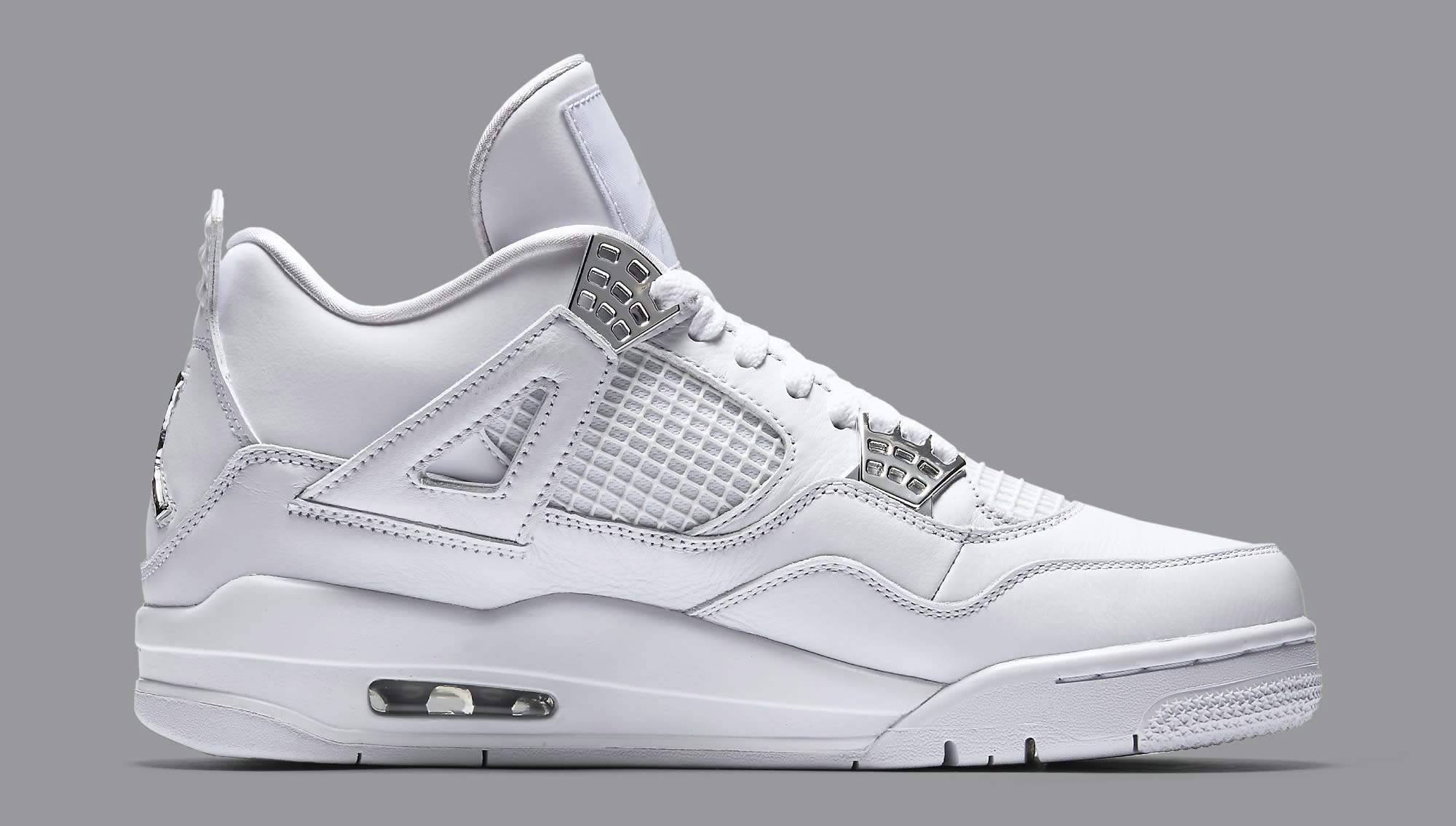 pure money air jordan 4 2017 release date 308497 100. Black Bedroom Furniture Sets. Home Design Ideas