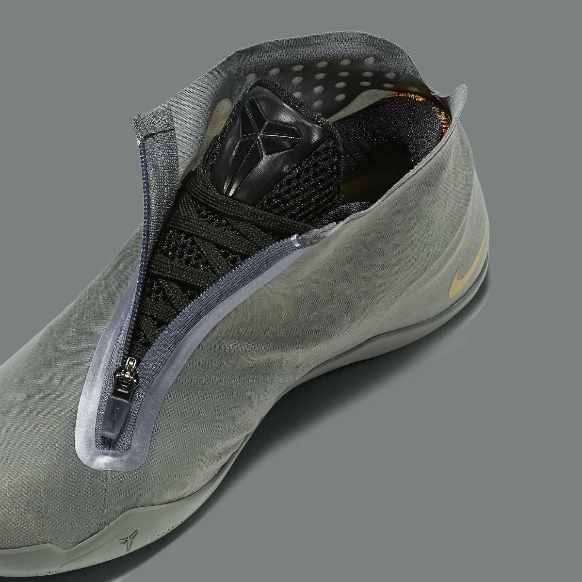 Nike Kobe 11 ALT Grey Release Date 880463-079
