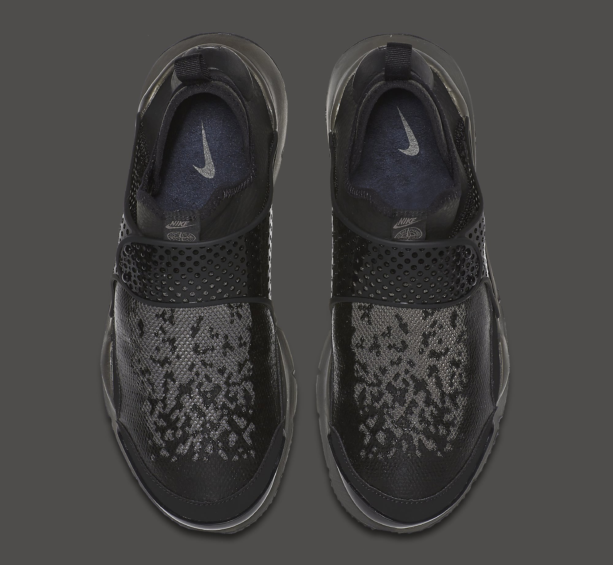 Stone Island Nike Sock Dart 910090-001 Top