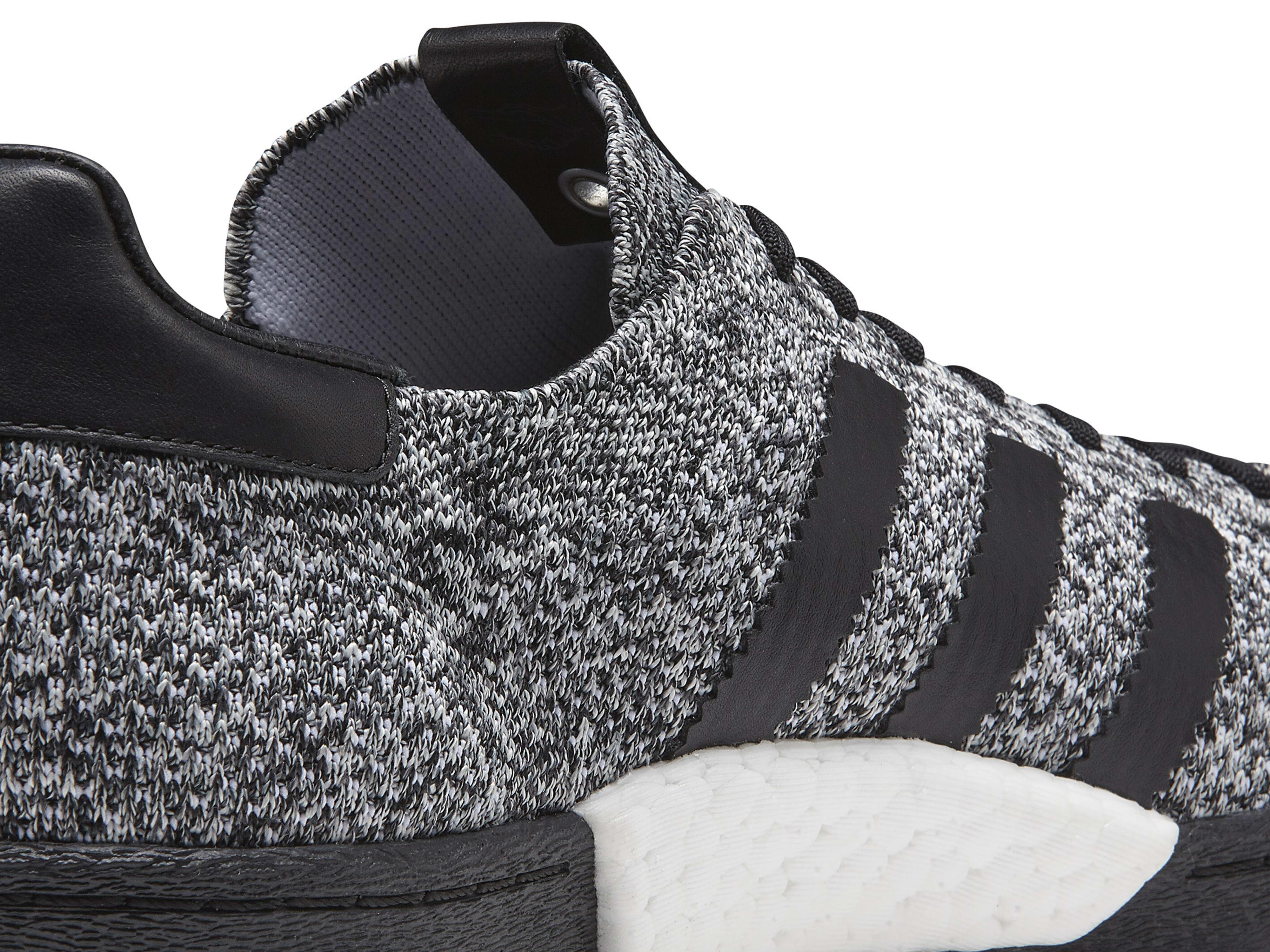 cafacb7b9f858 Image via Adidas Sneakersnstuff Social Status Adidas Superstar Detail