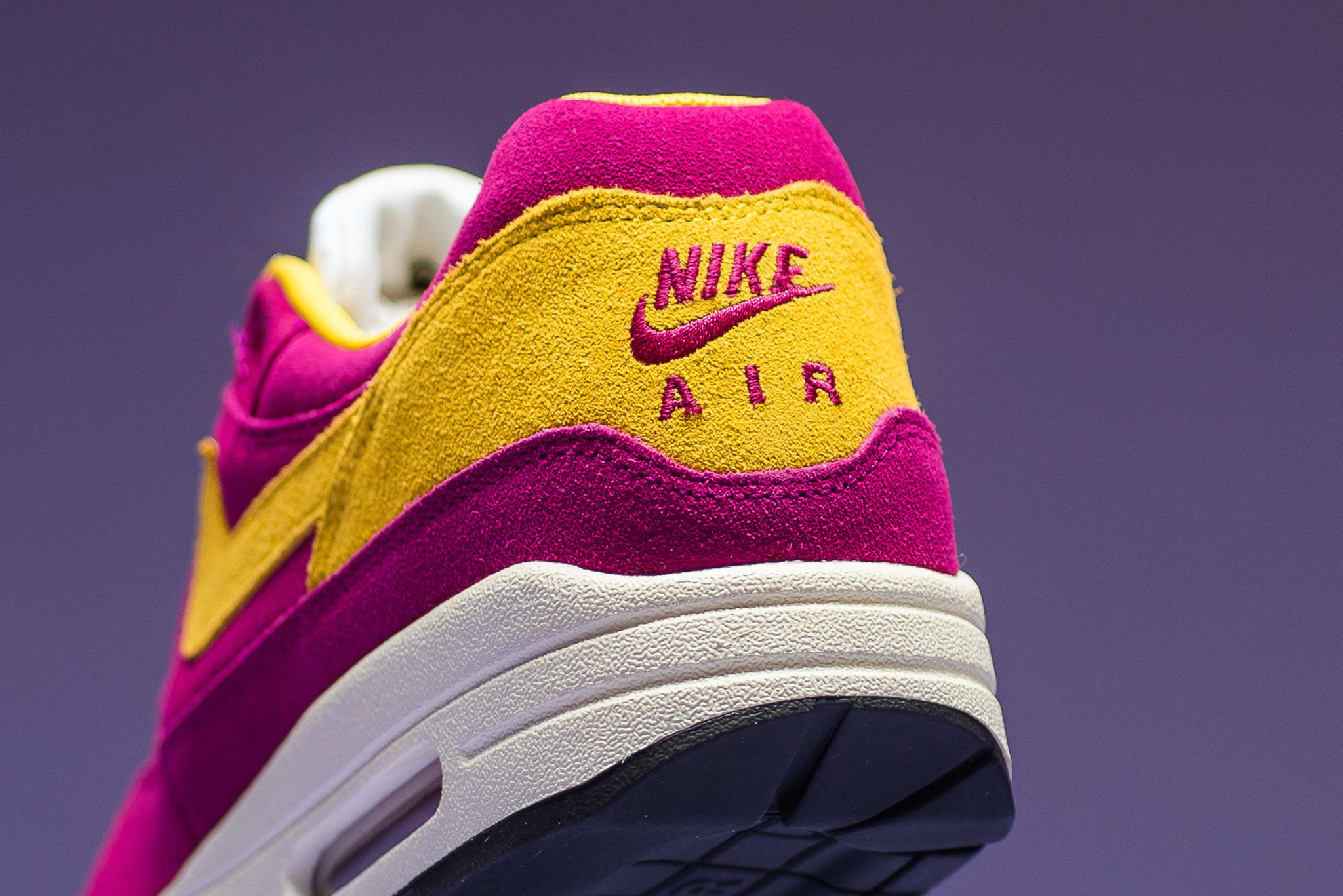 Nike Air Max 1 Dynamic Berry Vivid Sulfur | Sole Collector