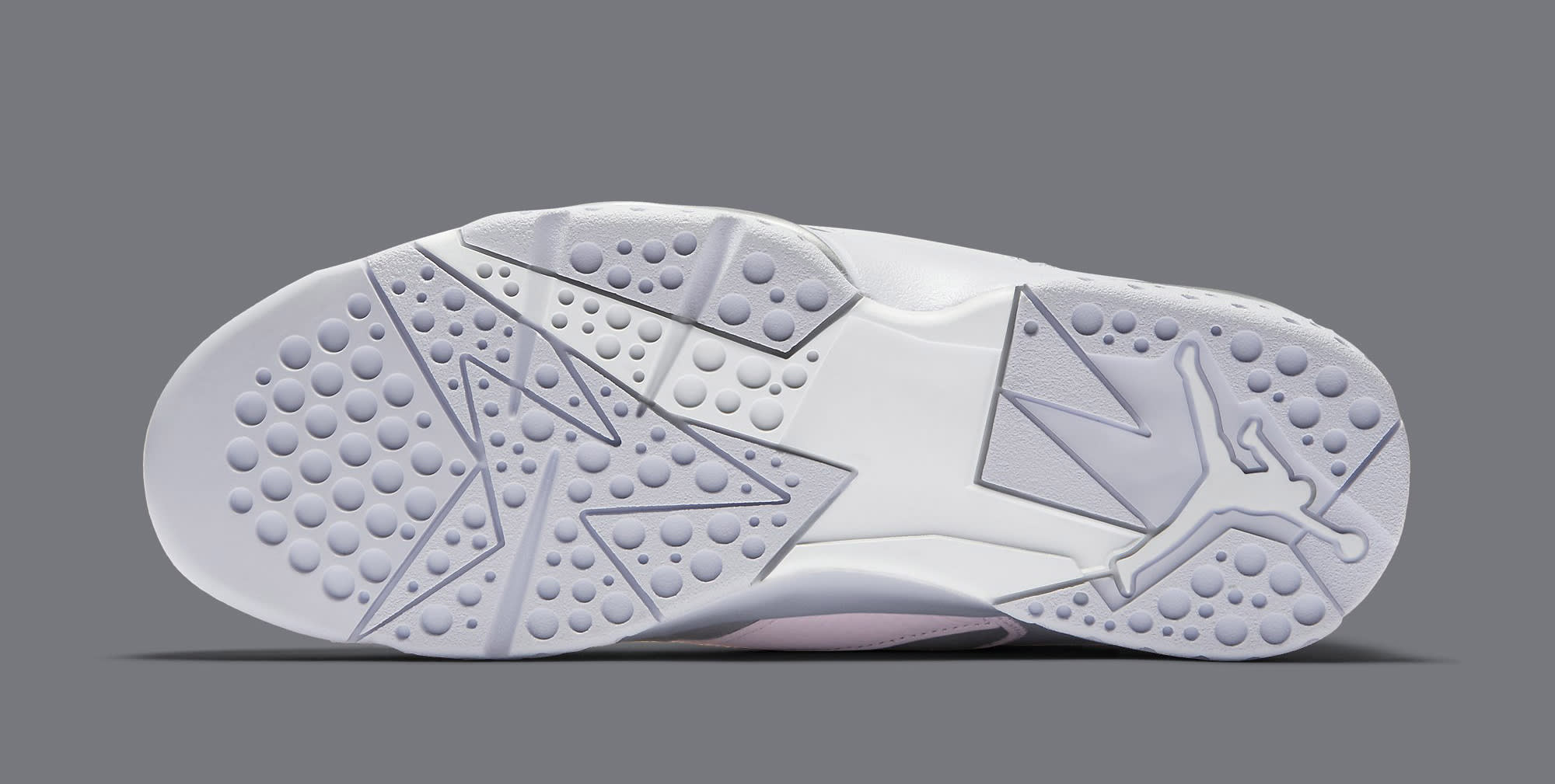 White Air Jordan 7 304775-120 Sole