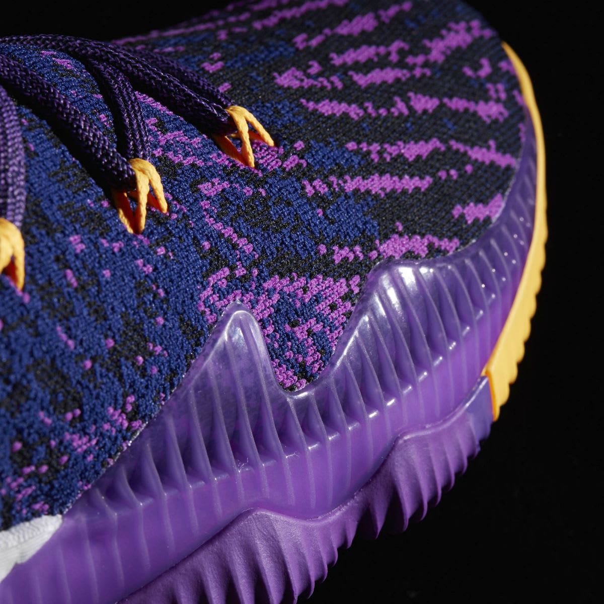 Adidas Crazylight Boost Swaggy P Lakers Toe BB8175