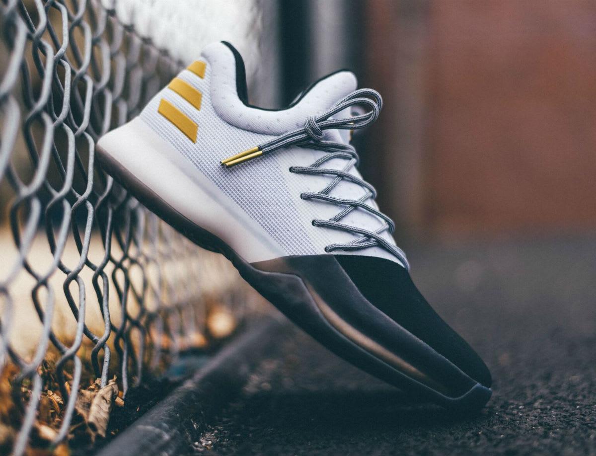 Adidas Harden Vol. 1 Disruptor Release Date Toe BW0552