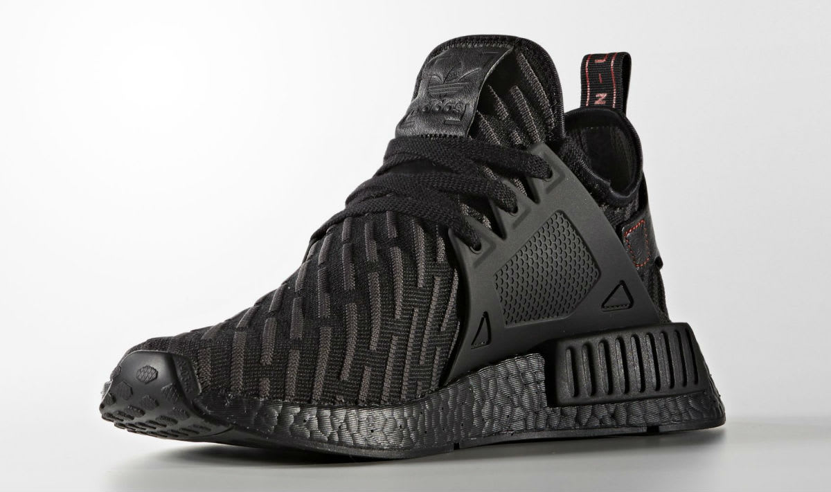 cheap for discount 52594 fee31 Triple Black Adidas NMD XR2 | Sole Collector