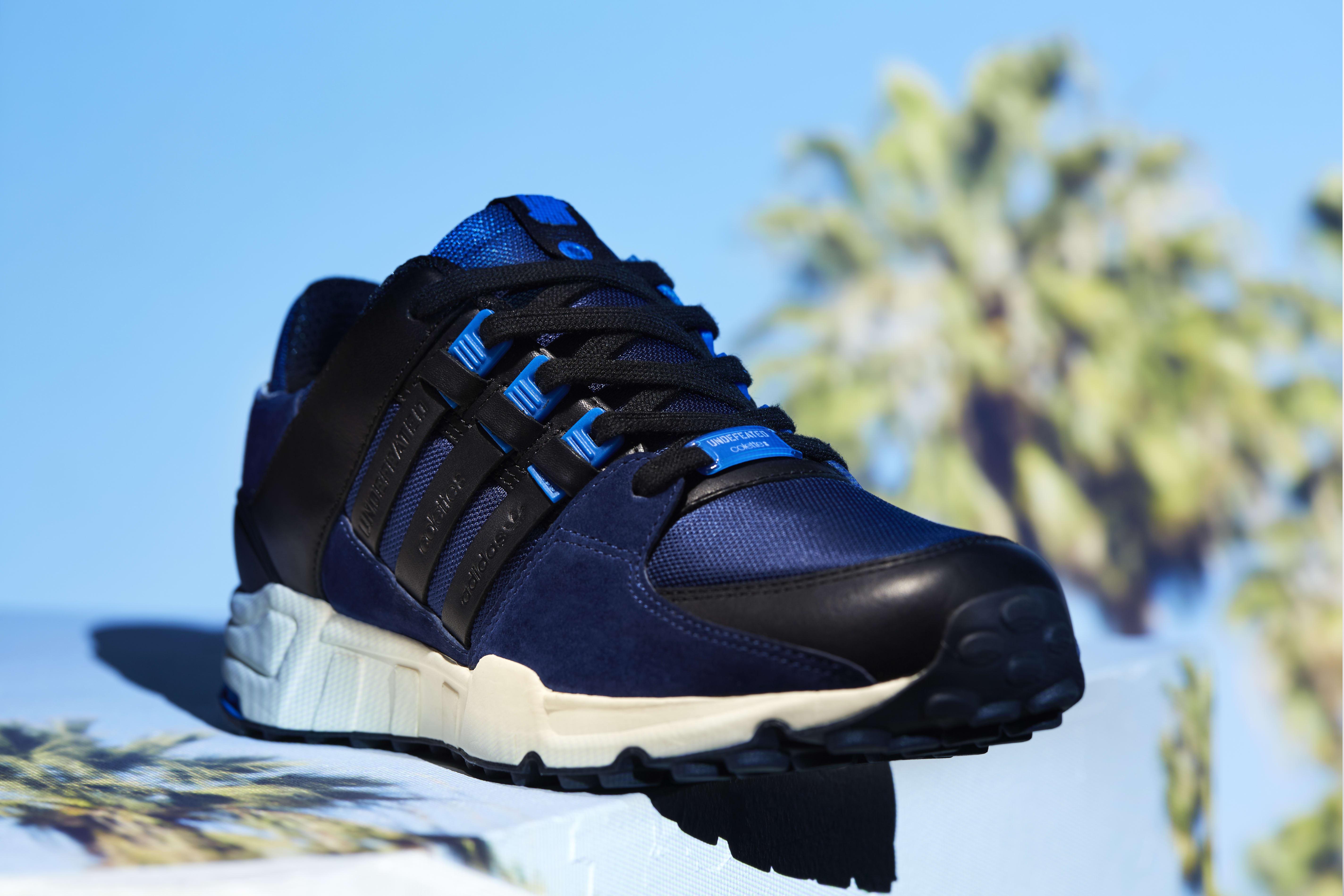 Adidas Consortium UNDFTD x Colette EQT