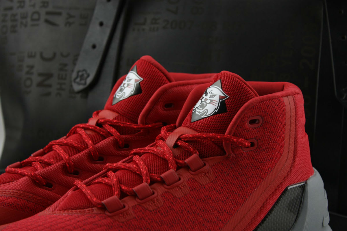 Under Armour Curry 3 Honor Code Pack Tongue