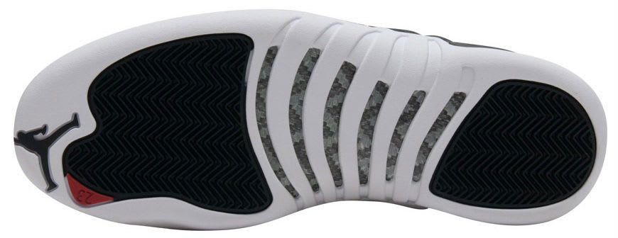 Air Jordan 12 Low Playoffs Release Date Sole 308317-004