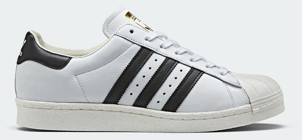 the best attitude d9297 b17f4 ... Adidas Superstar Boost White Black Release Date Profile BB0188 .