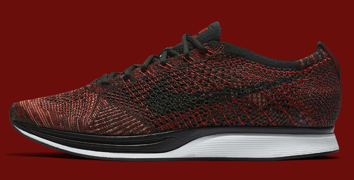 5dcf1fad4a56 ... cheap nike flyknit racer university red black mango release date  profile 526628 608 ccf6c 0740e