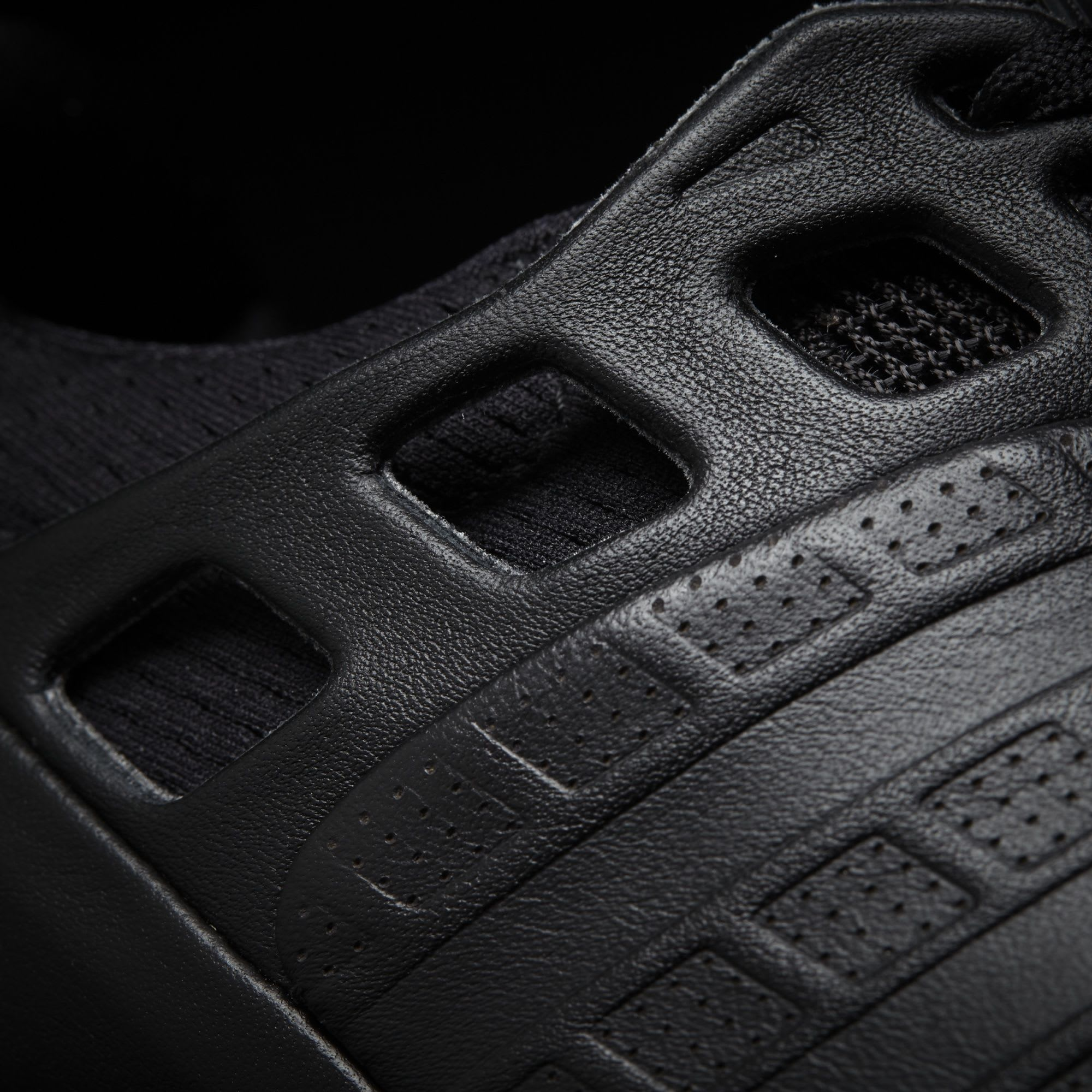 Triple Black Porsche Adidas Ulta Boost BB5537 Upper