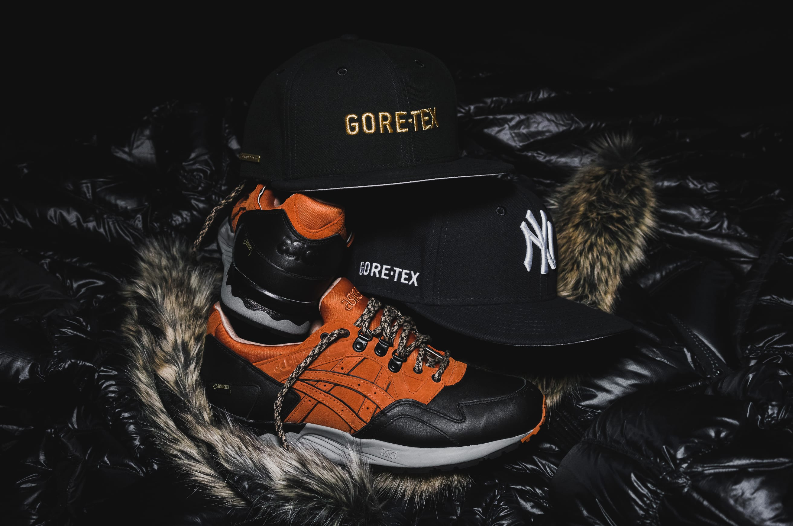 Seinfeld Asics Packer George Costanza Coat Sneakers