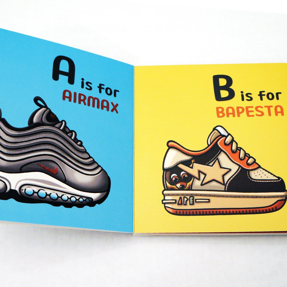 ABC's for the Little G's book