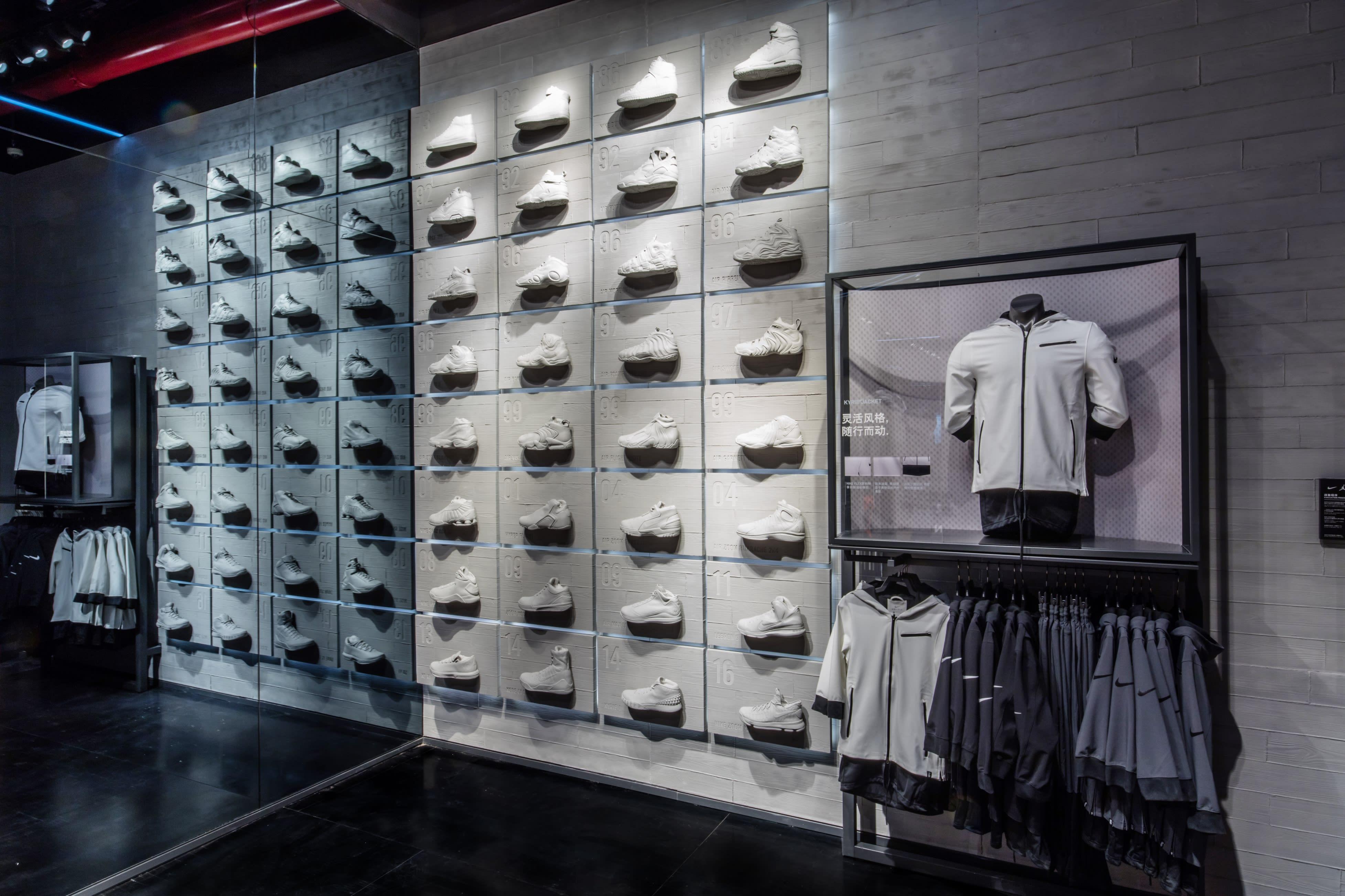 Nike Air Jordan Store Beijing 6