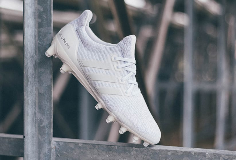 Adidas Ultra Boost Cleat Triple White