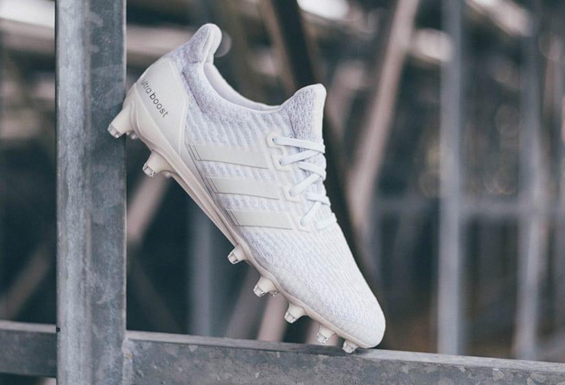 40f4396a6 ... inexpensive image via adidas adidas ultra boost cleat triple white  e99e1 09ce1