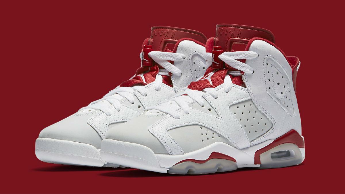 Air Jordan 6 Alternate Release Date Main 384664-113