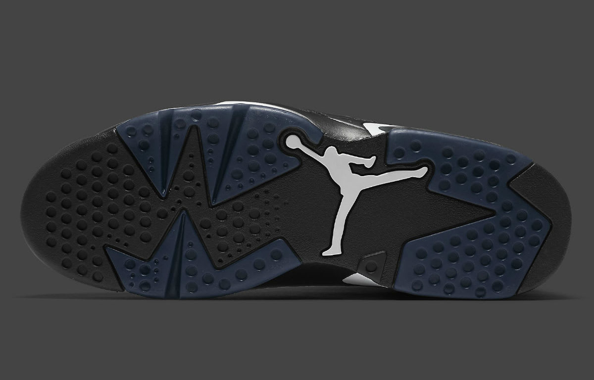Air Jordan 6 Black Cat Release Date Sole 384664-020