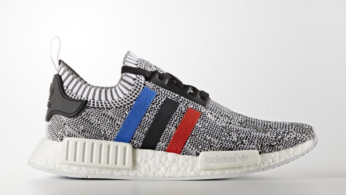 adidas nmd r1 primeknit tri color adidas mens shoes cheap