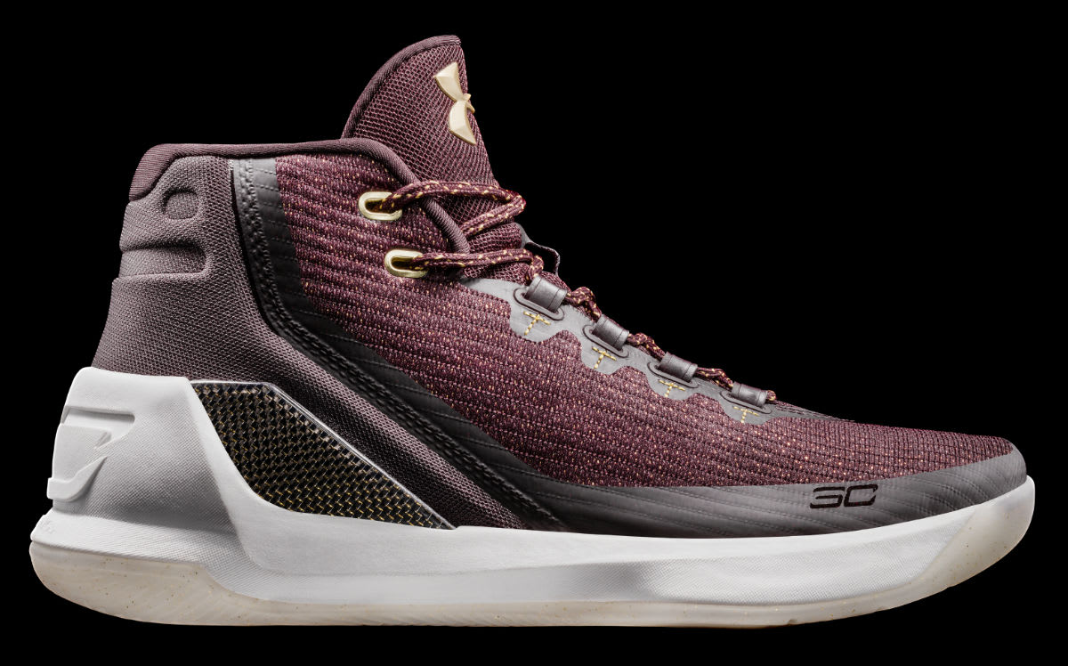 Under Armour Curry 3 Magi Release Date Profile