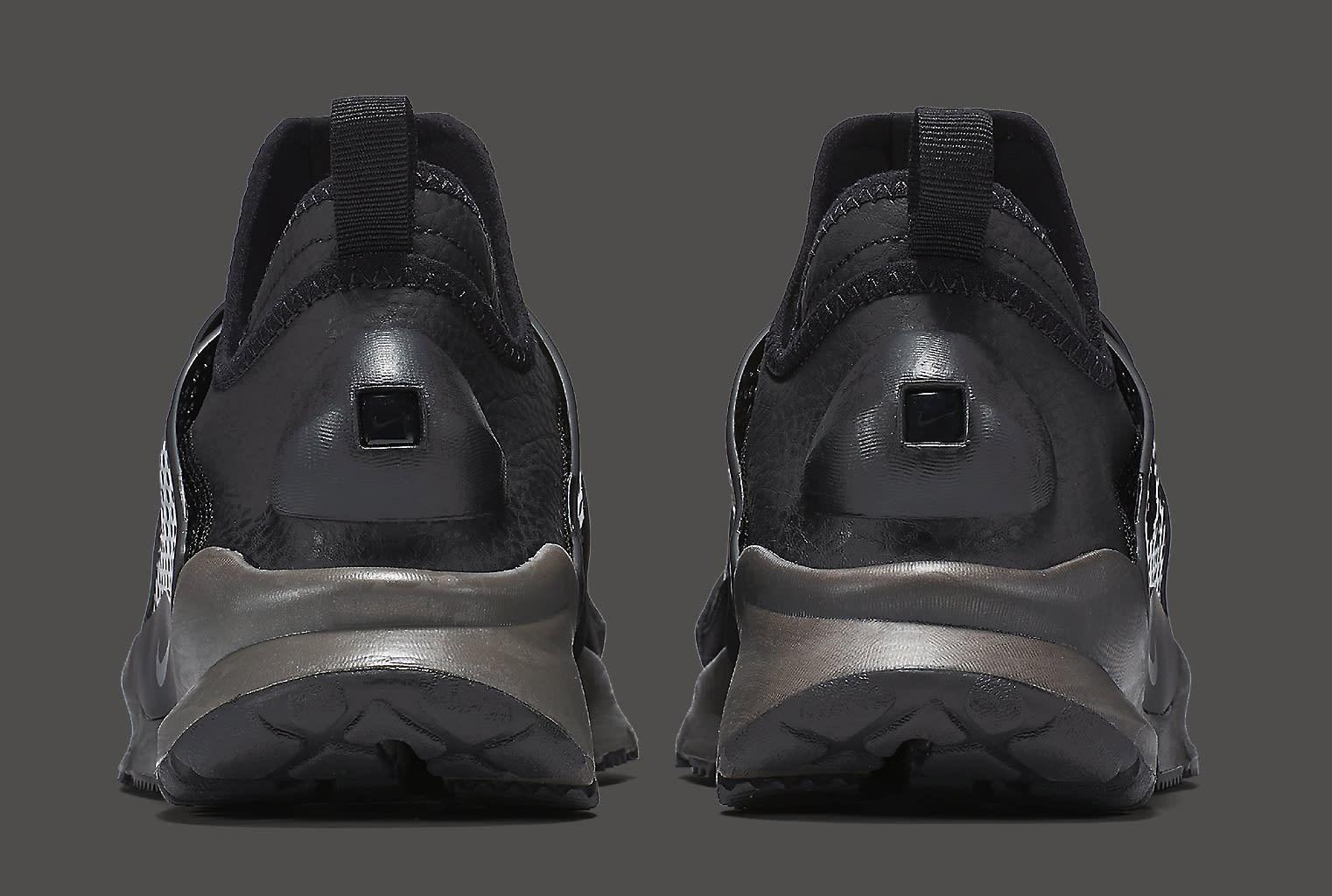 Stone Island Nike Sock Dart 910090-001 Heel