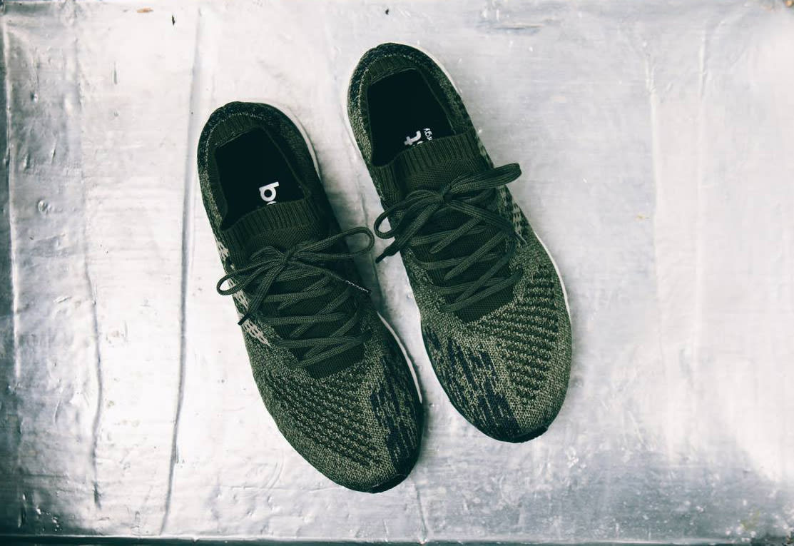 Adidas Adizero Prime Boost Olive Earth Top