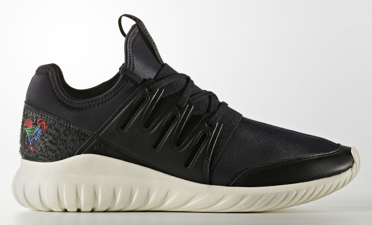 Adidas Tubular Radial CNY Year of the Rooster Release Date Profile BA7780