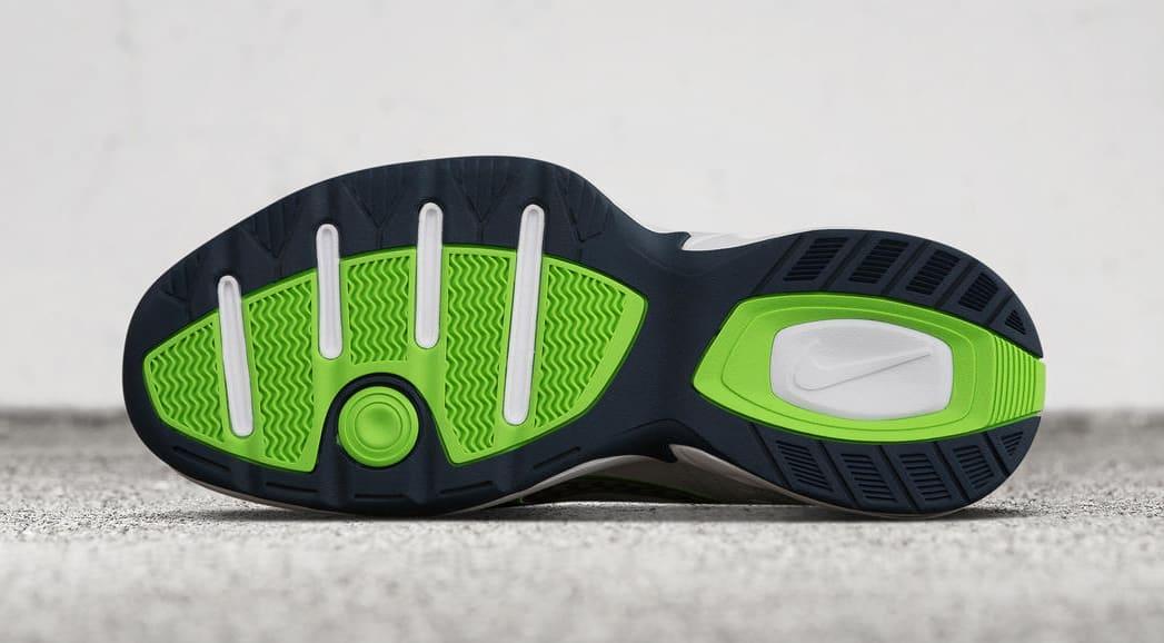Pete Carroll Seahawks Nike Air Monarch Sole