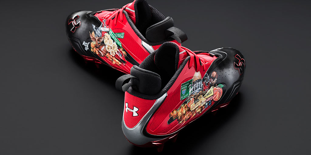 Under Armour Mercenary Migos Julio Jones Cleats (11)