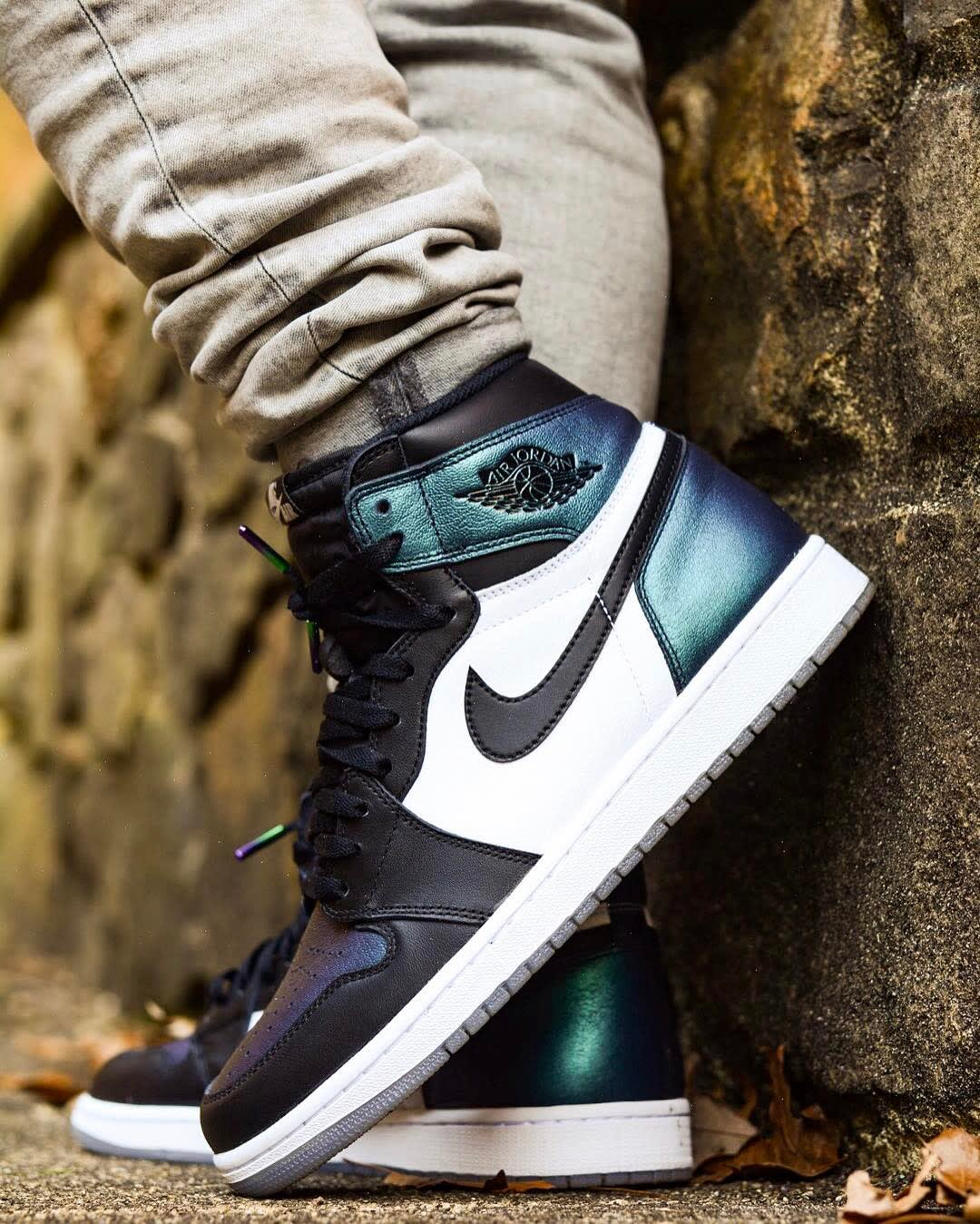 new styles c97fc 38209 Air Jordan 1 All-Star Chameleon 2017 Release | Sole Collector