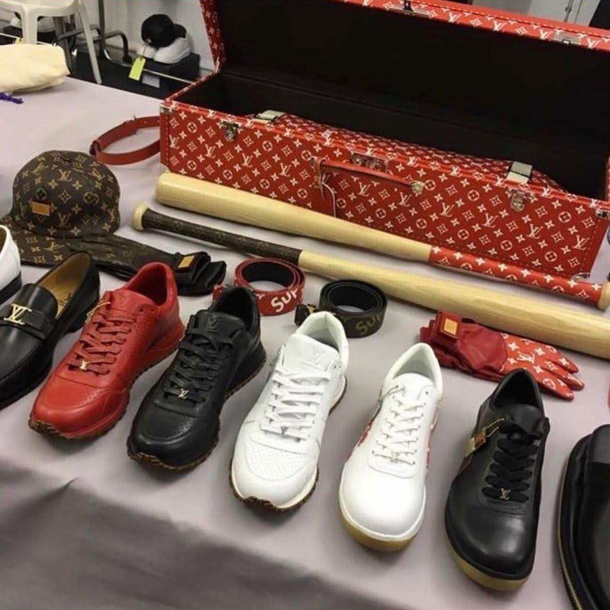 Supreme Louis Vuitton Accessories