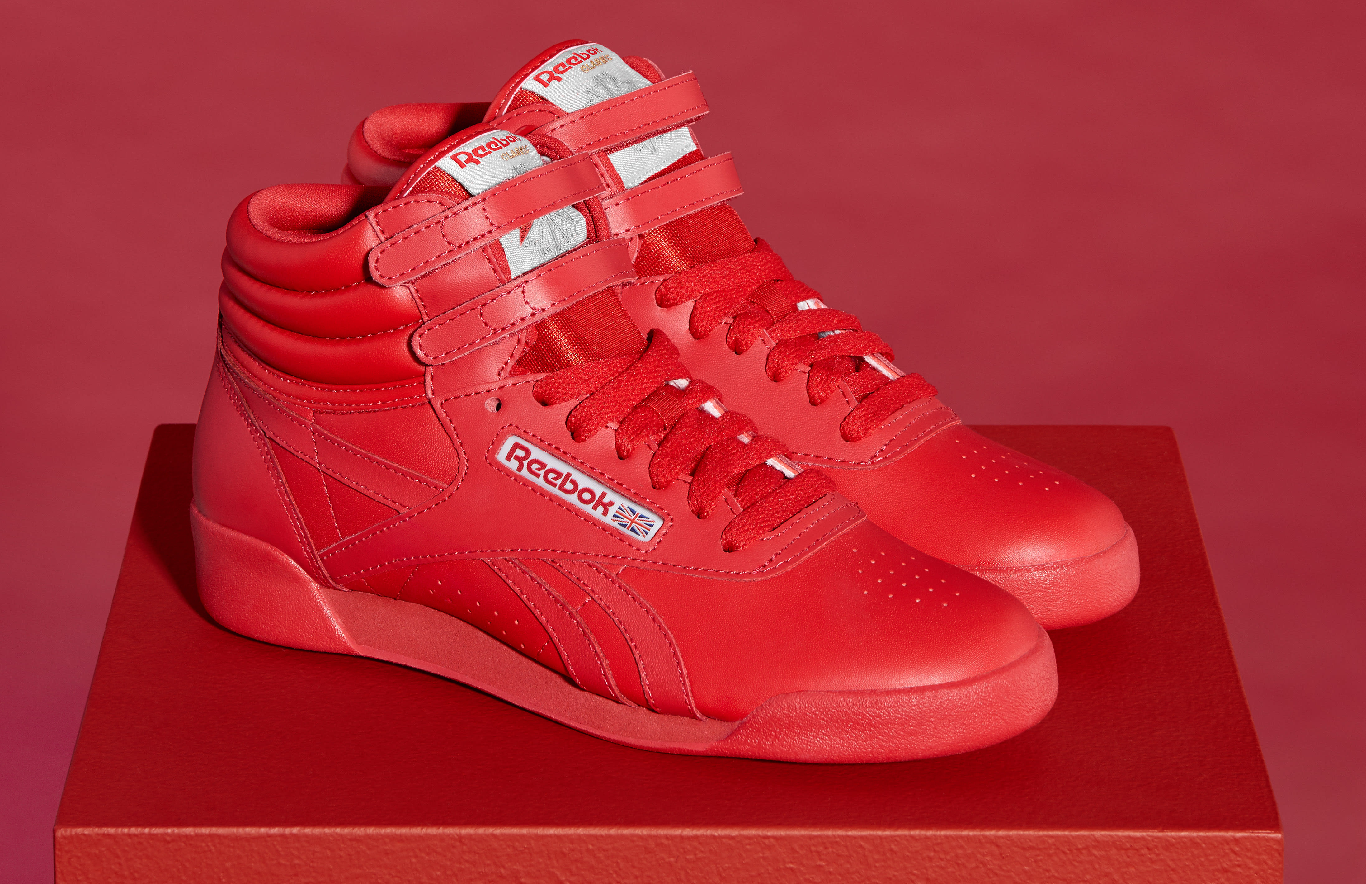 Reebok Freestyle Red